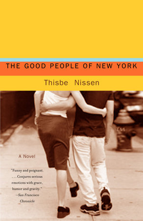 The Good People of New York by