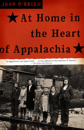 At Home in the Heart of Appalachia