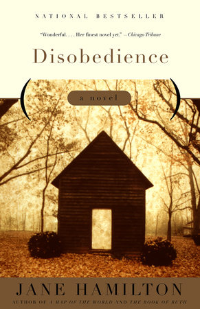 Disobedience by Jane Hamilton