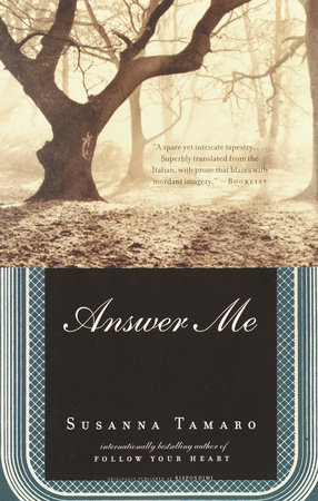 Answer Me by
