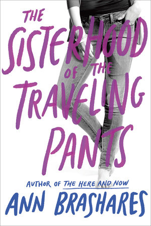 The Sisterhood of the Traveling Pants book cover