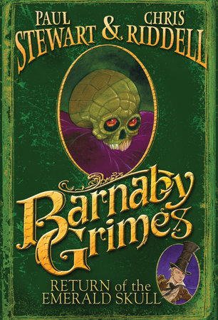 Barnaby Grimes: Return of the Emerald Skull by