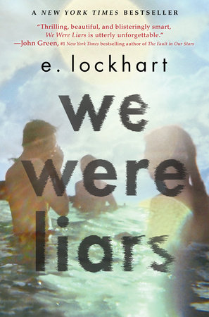 Cover art for We Were Liars