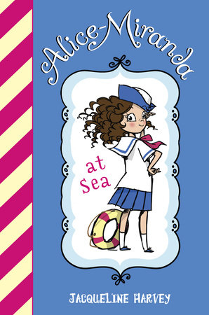 Alice-Miranda At Sea by