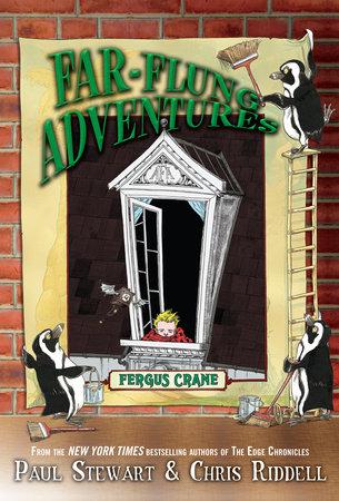 Fergus Crane by Paul Stewart and Chris Riddell