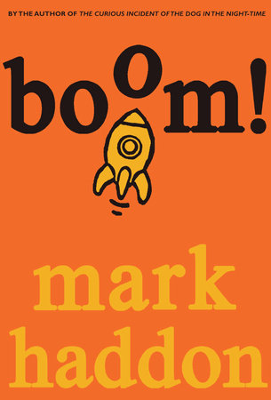 Boom! by Mark Haddon