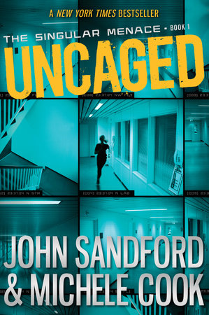 Uncaged (The Singular Menace, 1) book cover