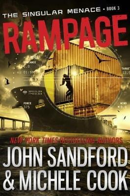Rampage (The Singular Menace, 3) book cover