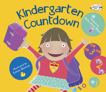 Kindergarten Countdown by