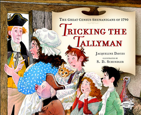 Tricking the Tallyman by Jacqueline Davies