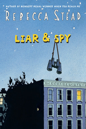Liar & Spy by
