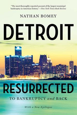 Cover art for Detroit Resurrected