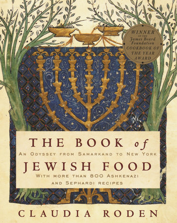 The Book of Jewish Food by