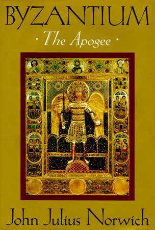Byzantium (II) by John Julius Norwich