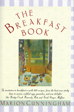 Breakfast Book by