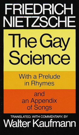 The Gay Science by