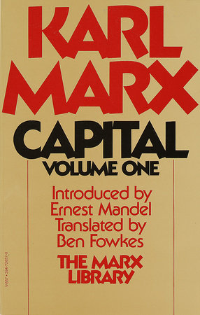 Capital by Karl Marx