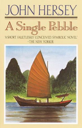 A Single Pebble by