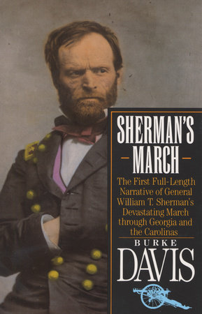 Sherman's March by Burke Davis