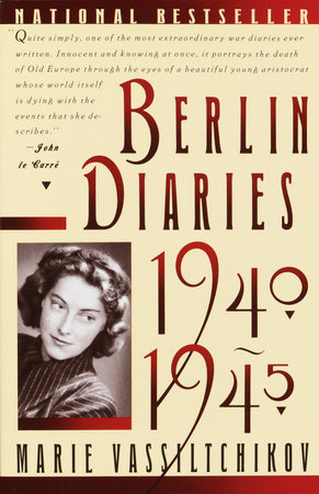Berlin Diaries, 1940-1945 by
