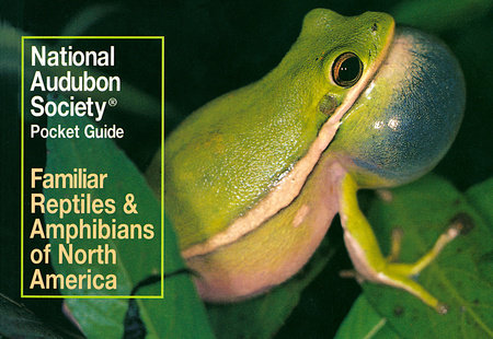 National Audubon Society Pocket Guide to Familiar Reptiles and Amphibians by