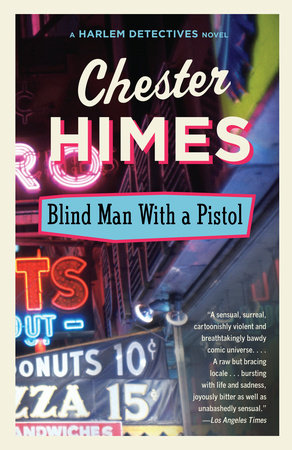 Blind Man with a Pistol by