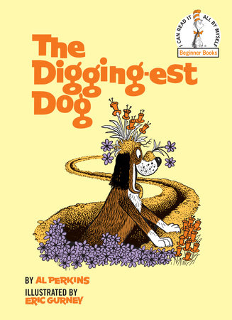 The Digging-Est Dog by