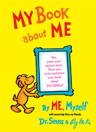 My Book About Me by ME Myself by