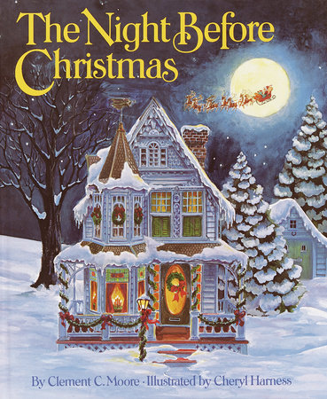 The Night Before Christmas by