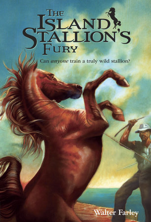 The Island Stallion's Fury by
