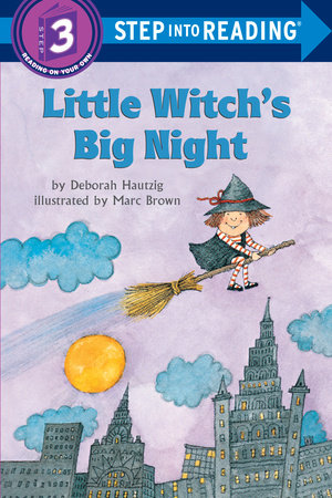 Little Witch's Big Night by Deborah Hautzig