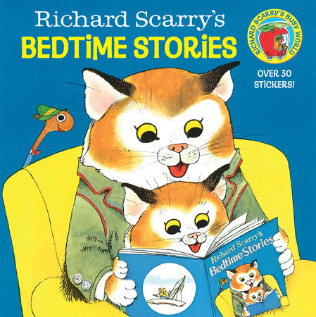 Richard Scarry's Bedtime Stories by