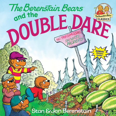 The Berenstain Bears and the Double Dare by