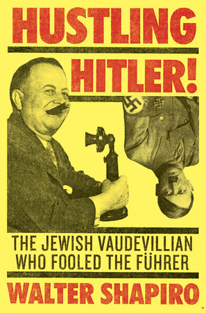 Hustling Hitler book cover