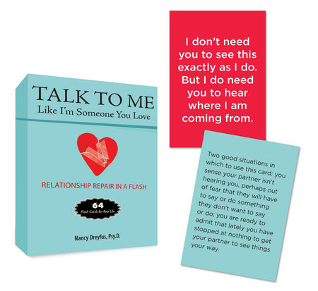 Talk To Me Like I'm Someone You Love: Flash Cards for Real Life