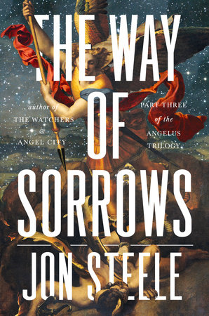 The Way of Sorrows book cover