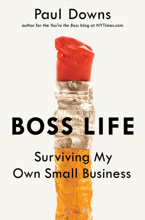 Boss Life book cover