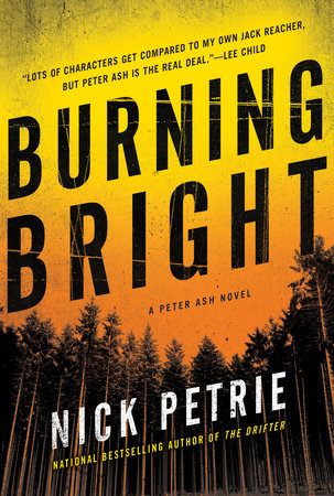 Burning Bright by Nick Petrie