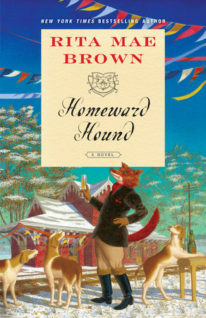 Homeward Hound book cover