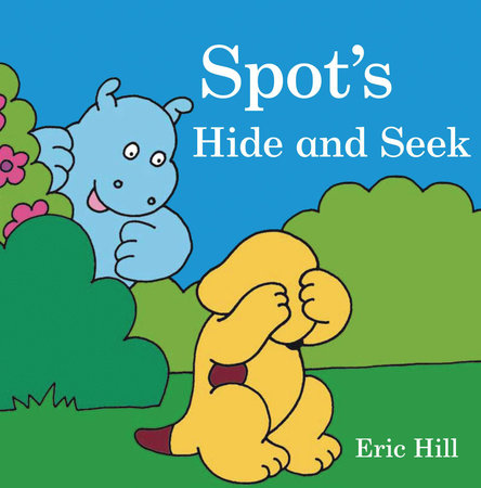Spot's Hide-and-Seek
