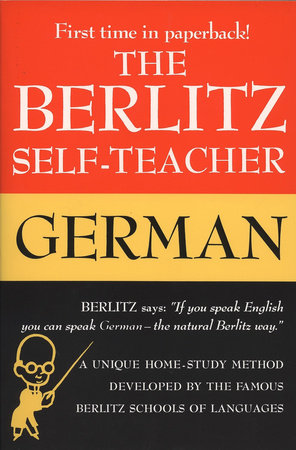 Berlitz Self-Teacher: German
