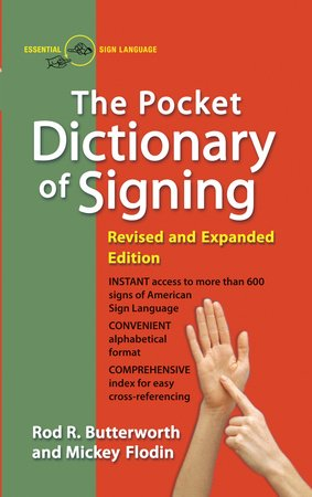 Pocket Dictionary of Signing, Revised and Expanded