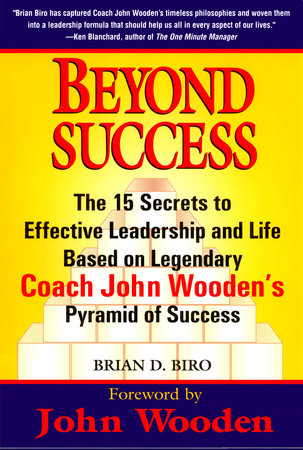 Beyond Success