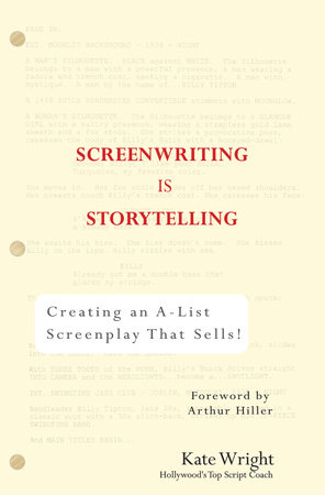 Screenwriting is Storytelling