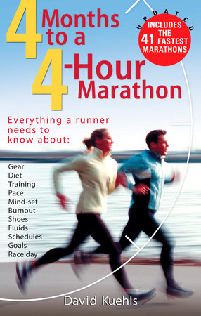 Four Months to a Four-hour Marathon,Updated