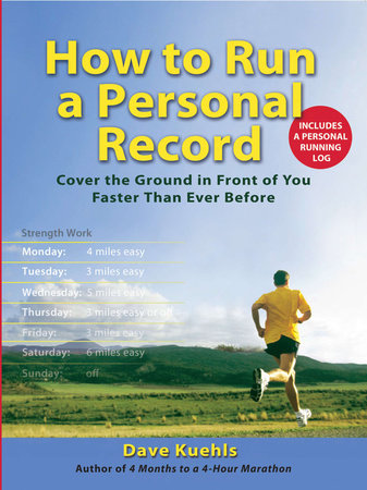 How to Run a Personal Record