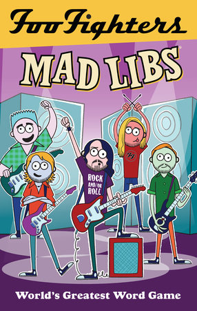 Foo Fighters Mad Libs