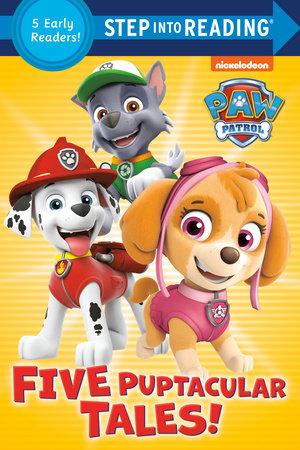 Five Puptacular Tales! (paw Patrol)