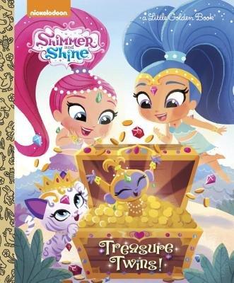 Treasure Twins Shimmer And Shine Penguin Random House Common Reads