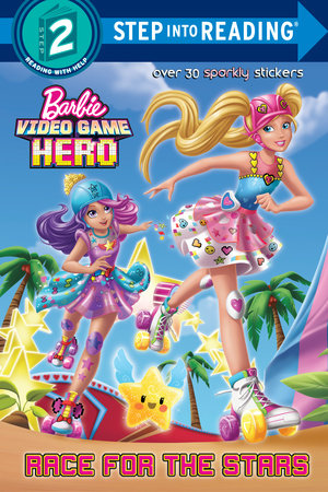 Race For The Stars (barbie Video Game Hero)